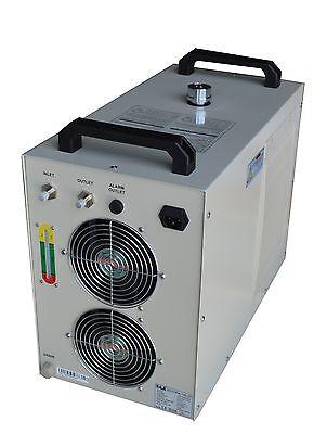 Cw5000 Industrial Water Chiller For Cncco2 Laser Engraver Machine 110v