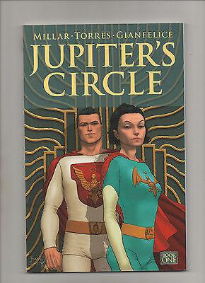 Jupiters Circle Book One   Mark Millar Millarworld Tpb    Grade 9 2  2015