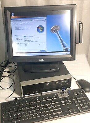 Posx Touchscreen - Evo-tm2 Retail Pos System Card Readerkbdwindows Pos-x