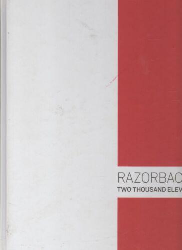 """2011 """"Razorback"""" - University of Arkansas Yearbook - Fayetteville, Arkansas"""