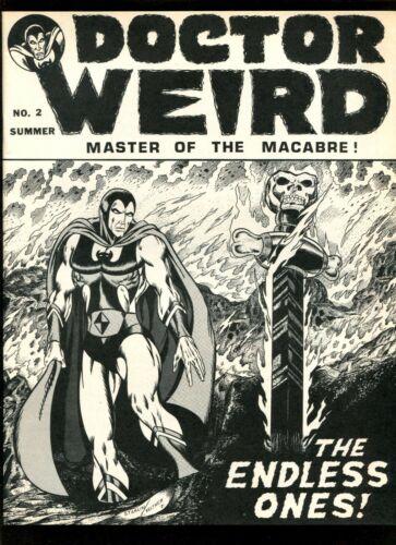 Doctor Weird #2 (1971) NM- Texas Trio Jim Starlin Howard Keltner TheEndless Ones