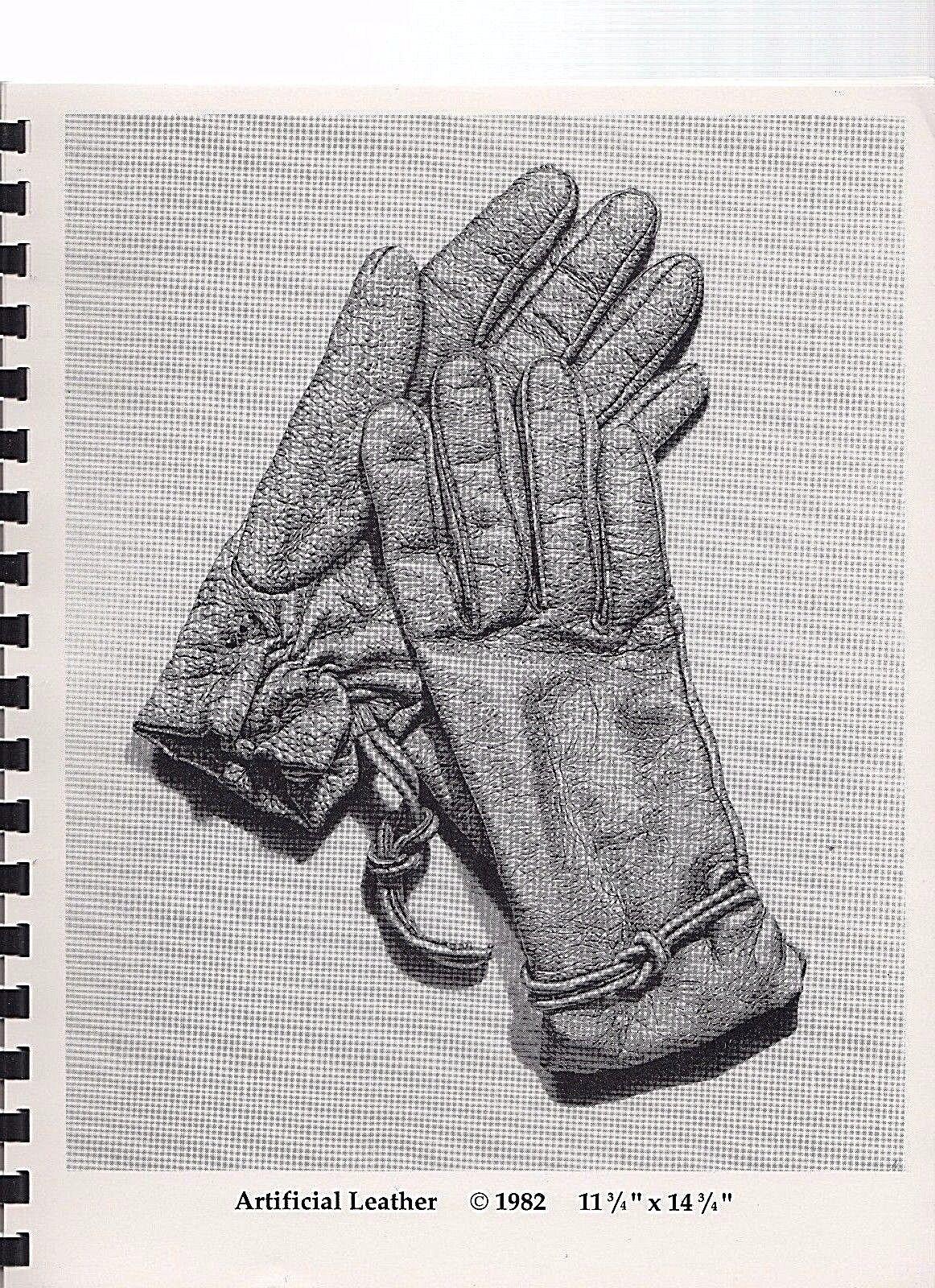 Portfolio David T Hubbard-Collection Of 12 Pencil Drawings-1990-Art-Artists - $24.95