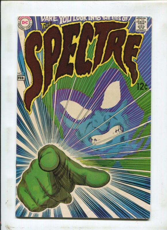 THE SPECTRE #8 (8.5) 1969