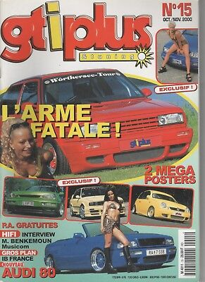 Occasion, GTIPLUS et TUNING n°15 Golf-Escort RS TURBO-5 GT TURBO-GTI-306 106-Audi cabrio d'occasion  Sivry-Rance