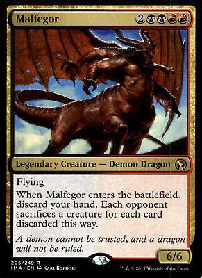 Malfegor - Iconic Masters - Magic MTG - TopMint - englisch