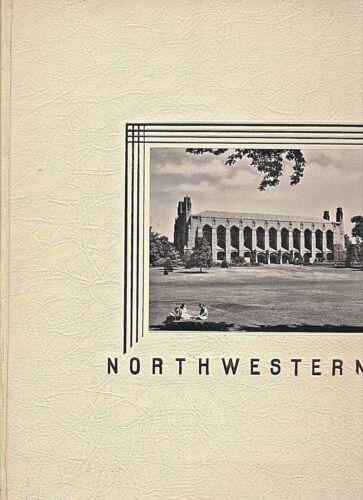 Original 1946 Northwestern University Yearbook-Evanston Illinois-The Syllabus
