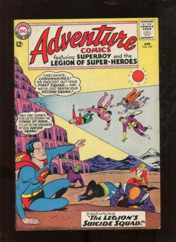 ADVENTURE COMICS #319 (7.0) THE LEGION