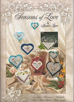 seasons Of Love By Janice Love From Love 'n Stitches