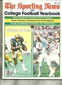 Sporting News College Football Yearbook