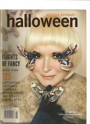 Martha Stewart Halloween Special ( MARTHA STEWART HALLOWEEN MAGAZINE SPECIAL ISSUE, 2011, FLIGHTS OF)