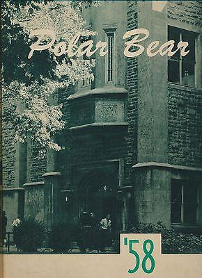 For sale Highland Park MI Highland Park High School yearbook 1958 Michigan