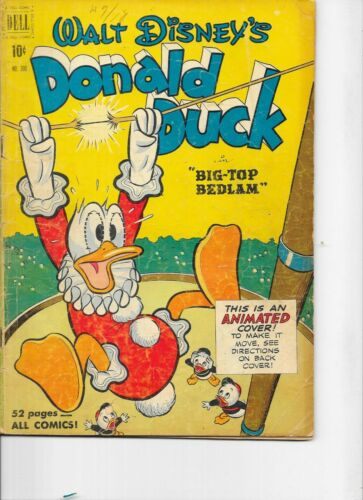 Donald Duck  4 color #300   Barks
