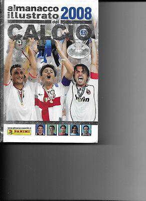 ALMANACCO ILLUSTRATO DEL CALCIO 2008 - EDIZIONE PANINI