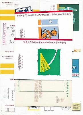 Taiwan - Assortment of Baseball Philatelic Material - FDC's, Leaflets, Postcard