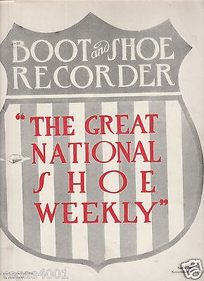 ***Boot and Shoe Recorder SEPTEMBER 13, 1915 ; The Magazine of Fashion Footwear