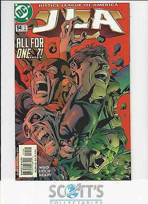 JLA   #54     NM  (1996 Series)