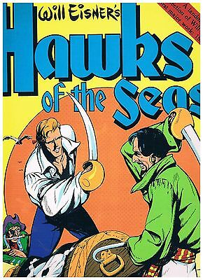 Will Eisner´s Hawks of the Seas / US Softcover 1986 online kaufen