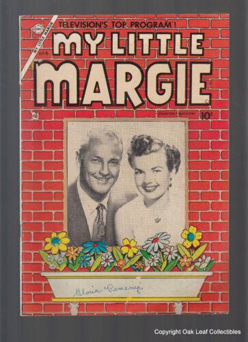 My Little Margie 4 Charlton Comic Book VF-NM 1954
