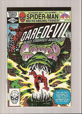 Daredevil #177 VF/NM 9.0