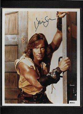 - Kevin Sorbo Signed Autographed Hercules 8x10 Photo  Coa
