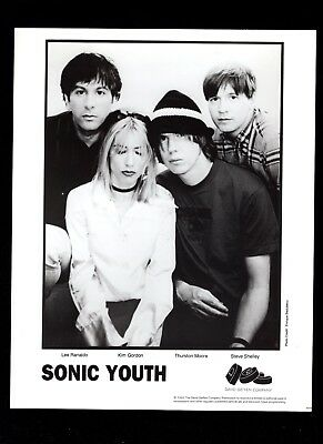 VINTAGE ORIGINAL Promo Promo Sonic Youth DGC Records 1992 Near Mint