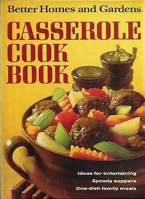 Better Homes and Gardens Casserole Cook (Best Mexican Food Cookbook)