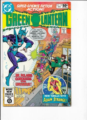 Green Lantern  #135