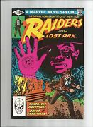 Raiders of The Lost Ark Comic 1