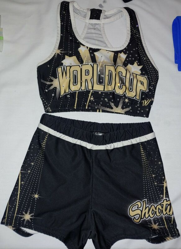 World Cup Shooting Stars Cheerleading Practice Set