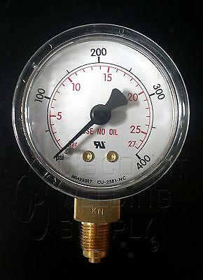Harris Model 601-15-200 400 Psi Gauge Acetylene Regulator 601-15-300 Har 9006256