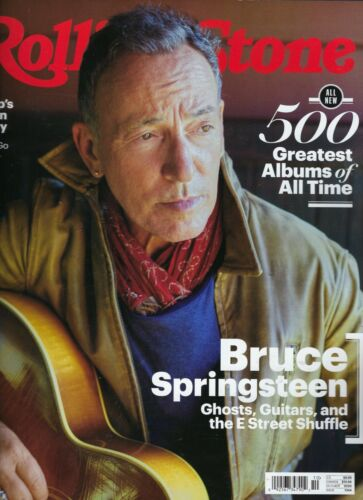 Rolling Stone October 2020  500 Greatest Albums of all time