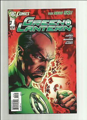 New 52 Green Lantern#1  VF-NM