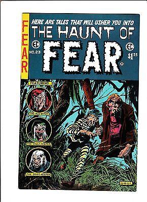 E.C. CLASSIC REPRINT  [1974 FN-]  THE HAUNT OF FEAR #23