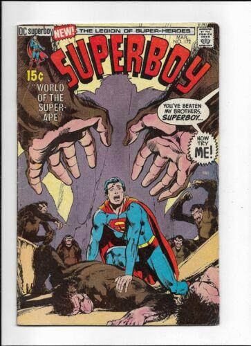 Superboy #172 (1971) VG 4.0