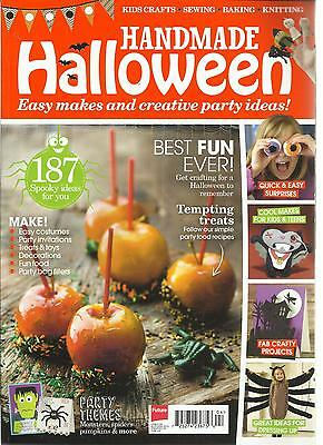 Creative Halloween Ideas (HANDMADE HALLOWEEN, EASY MAKES AND CREATIVE PARTY IDEAS !,  AUTUMN, 2013)