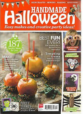 HANDMADE HALLOWEEN, EASY MAKES AND CREATIVE PARTY IDEAS !,  AUTUMN, 2013  - Halloween Ideas Easy
