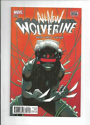 ALL NEW WOLVERINE #16     X-23    Weapon X   9.4 NM or better   MARVEL