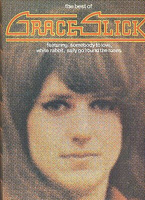 GRACE SLICK the best of HOLLAND 1974 EX (The Best Of Grace Slick)