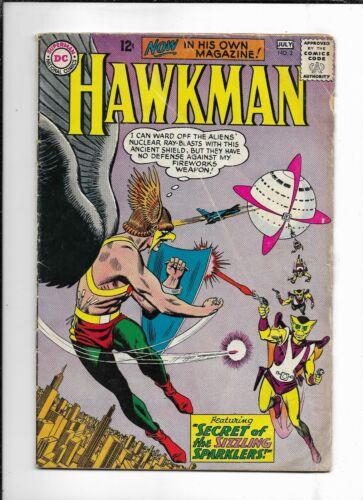 Hawkman DC Silver Age Comic Book Lot #2,3,5,6,9,16,17,18,19,20,21,25 Low Grade