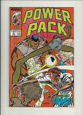Power Pack  #31  NM