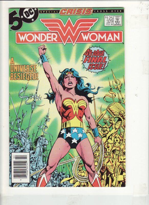 Wonder Woman #329  VF/NM