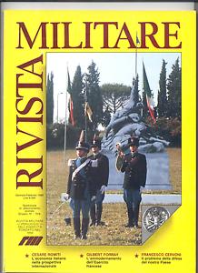 RIVISTA-MILITARE-N-1-89-ARMAMENTI-E-UNIFORMI-STORICHE-A-COLORI-PAGINE-160