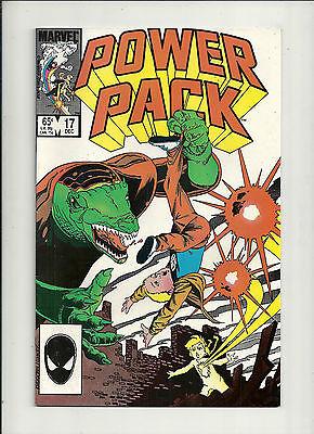 Power Pack  #17  NM-