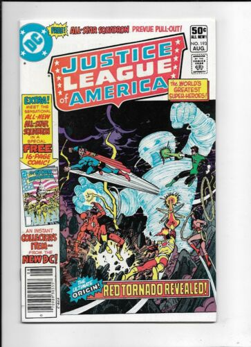 Justice League of America #193 (1981) High Grade NM- 9.2