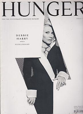 HUNGER FASHION MAGAZINE #05 AUTUMN/WINTER 2013, Debbie Harry Bryan Ferry.