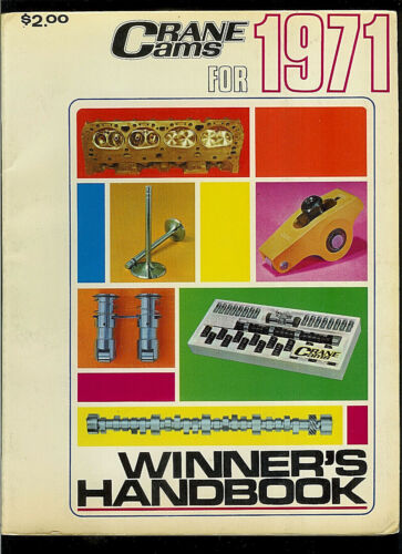 1971 Crane Cams Winner
