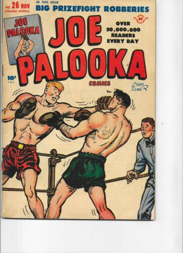 Joe Palooka  #26
