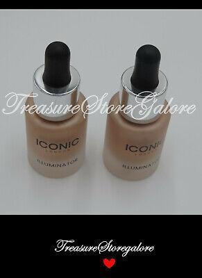 Iconic London Illuminator Liquid Highlighter Original 13.5ml NEW.