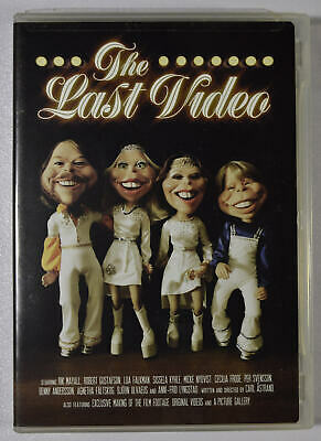 DVD: [Like New] ABBA The Last Video
