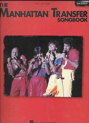 The Manhattan Transfer Songbook PVG Songbook US Hal Leonard